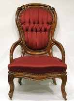 Image of 7291-5 - Chair; Woman's