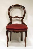 Image of 7291-7 - Chair; Side