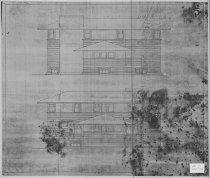 Image of RG1533.AM-00003 - RG1533 Wright-Barnes House (McCook, Neb.)