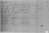 Image of RG1533.AM-00014 - RG1533 Wright-Barnes House (McCook, Neb.)