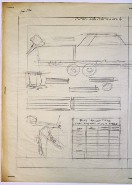 Trailers And Hitches >> 11928 382 Sketch Field And Stream Boatmans Handbook Trailers And