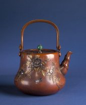 Image of Teapot with Lid