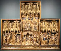 Image of Fuentes Retable (Altarpiece)