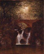 Image of Rydal Falls, Lake District, England