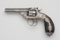 Image of Smith & Wesson .32 Double Action Fourth Model Revolver