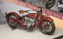 Image of Indian Scout 101, 1929  - CVHM-2006.15