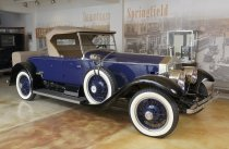Image of Rolls-Royce Silver Ghost Piccadilly Roadster