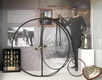 Image of Hi-Wheel Bicycle