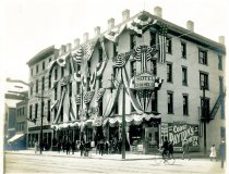 Image of Hotel Chandler at Springfield's 50th Anniversary, 1902