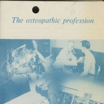 Image of 1979.269 - The Osteopathic Profession