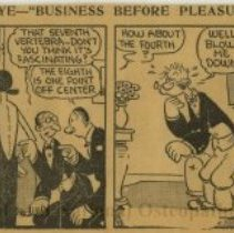 Image of Popeye cartoon