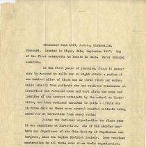 Image of 1984.961 - Letter from H.H. Gravett