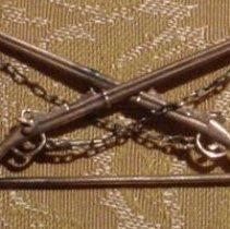 Image of 1985.1085 - Andrew Taylor Still Civil War Pin