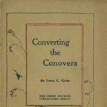 Image of 1990.1258 - Converting the Conovers