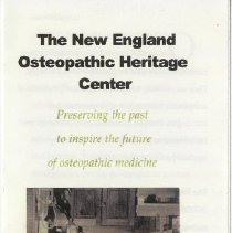 Image of NEOHC brochure