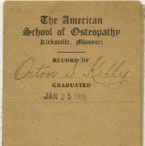 Image of ASO Grade Card