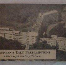Image of Diet Prescription Cards