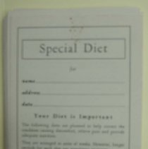 Image of Diet Cards
