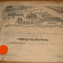 Image of High School Diploma