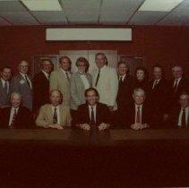Image of 2007.49 - KCOM Board of Trustees 1989