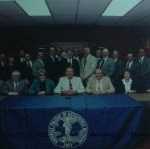 Image of 2007.49 - KCOM Board of Trustees 1991