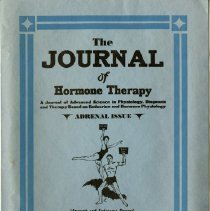 Image of 2008.05 - The Journal of Hormone Therapy