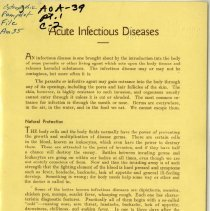 Image of Acute Infectious Diseases