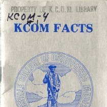Image of 2009.49 - KCOM Facts
