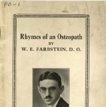 Image of 2010.02 - Rhymes of an Osteopath