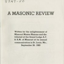 Image of 2010.02 - A Masonic Review