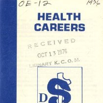 Image of 2010.02 - Health Careers: Osteopathic Medicine