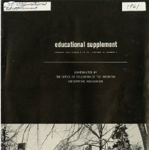 Image of 2010.02 - Educational Supplement