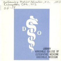 Image of 2010.02 - Continuing Medical Education Guide