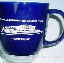 Image of 2010.06 - Connell Information Technologies Center Souvenir Coffee Cup
