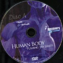 Image of 2010.11 - Human Body, Pushing the Limits Disc A