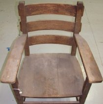 Image of 2010.29 - Laughlin Hospital Chair