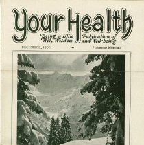 Image of 1997.41 - Your Health, December 1936