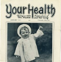Image of 1997.41 - Your Health, January 1937
