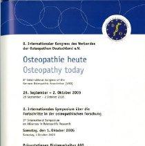 Image of Verbandes der Osteopathen Deutschland