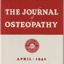 Image of 1994.99 - The Journal of Osteopathy