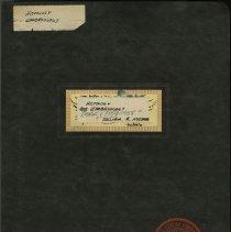 Image of Class Notes of William Kuchera
