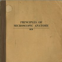 Image of 2007.04 - Principles of Microscopic Anatomy