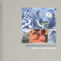 Image of 2010.60 - Gesundheitsstandort Hessen (Health Location Hessen)