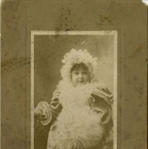 Image of 1997.04 - Photograph of Helen Gladys Still as a Young Girl