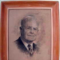 Image of 1983.835 - Charcoal Rendering of William Sutherland
