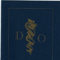 Image of Kirksville College of Osteopathic Medicine Commencement Program June 2001