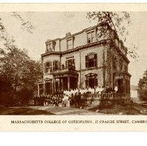 Image of 2003.26 - Massachusetts College of Osteopathy