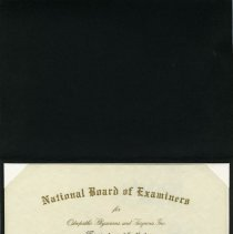 Image of National Board of Examiners for Osteopathic Physicians and Surgeons Inc. Co