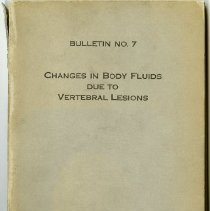 Image of 2004.223 - Changes in Body Fluid Due to Vertebral Lesions