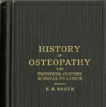 Image of 2004.232 - History of Osteopathy and Twentieth-Century Medical Practice